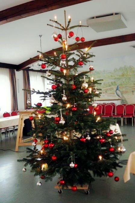 Weihnachtsfeier Begrüßung.Jhv Weihnachtsfeier Der Og Perg
